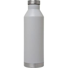 MIZU V8 Insulated Bottle with Stainless Steel Cap 750ml, enduro light grey